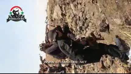 تیر خوردن وهابی