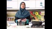 آموزش پخت شامی کباب