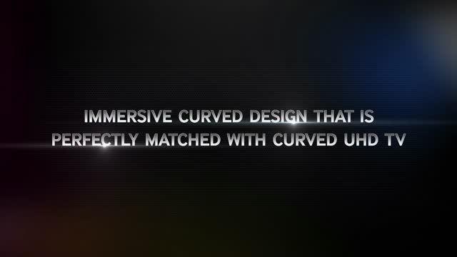 Samsung Curved Soundbar