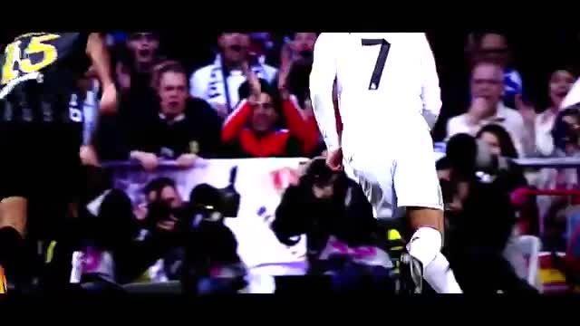 برترین حرکات و گل های کریستیانو رونالدو در فصل 2014/15
