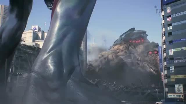 تریلر فیلم (2016) Ultraman