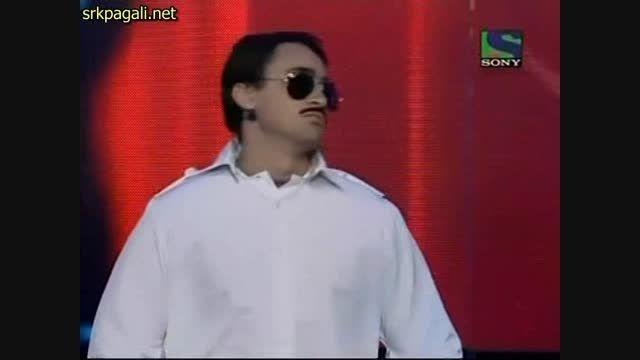 شوخی خیلی بامزه با شاهرخ خان و سلمان خان