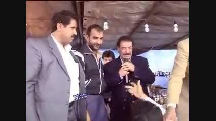 جدیدترین اجرای جواد یساری در مشهد