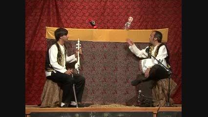 گروه تئاتر جزیره - نمایش سنتی جی جی بی جی - قسمت دوم