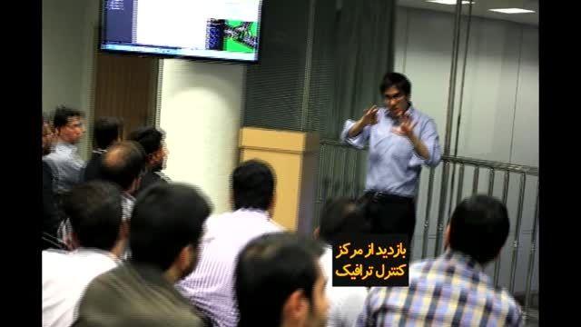 گزارش مرداد 94 - گروه مشاوران جوان شهرداری مشهد