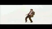رقص مستر بین با آهنگ هندی