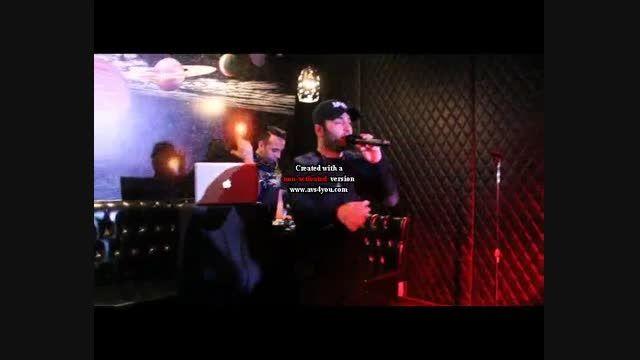 اجرای زنده یاس|زنده باد ایران