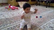 استعداد ایرانی رو ببین، حتی از 10-11 ماهگی