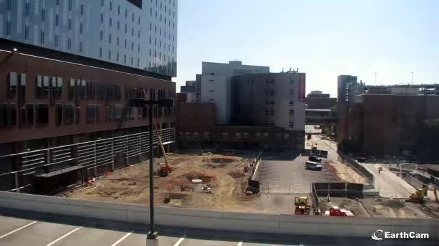 تایم لپس دانشگاه ایالتی اوهایو مرکز پزشکی زمان گذشت