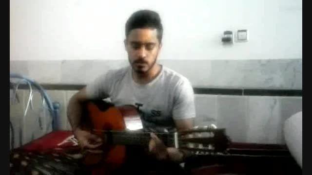 اجرای آهنگ عشق شیشه ای-محمد کمالی نسب