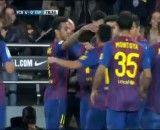 مسی مسی و باز هم مسی كابوس رونالدو شد!!! 4 گل در یك بازی!!!