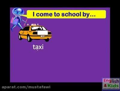 آموزش کلمات جدید زبان انگلیسی (مسافرت)