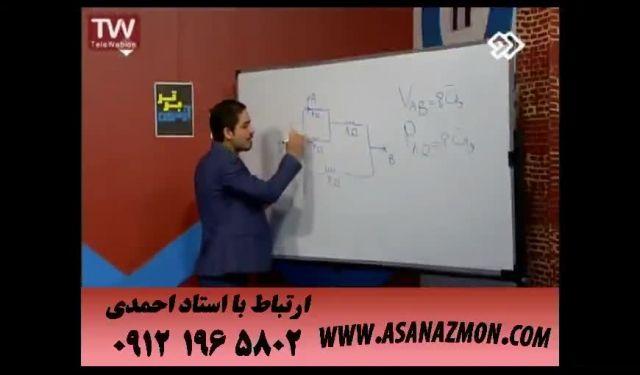 تدریس آموزشی و کنکوری درس فیزیک - کنکور ۲۲