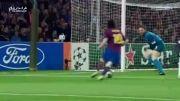 74  گل مسی در لیگ قهرمانان اروپا در 3 دقیقه