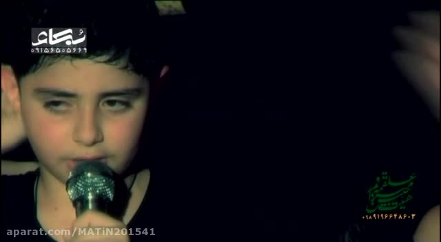 کربلایی متین نصرتی
