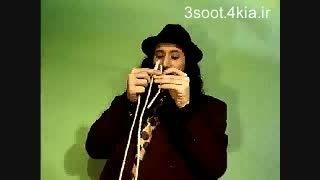 آموزش شعبده بازی - طناب های یک اندازه