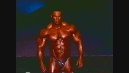 Kevin Levrone Mr Olympia 2002 Posing routine