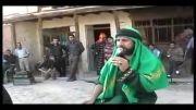 نامه نویسی حضرت مسلم-محسن گیوه کش-گازرخان91