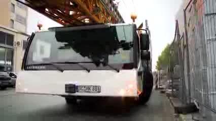 Liebherr.Mobile Construction Crane MK88