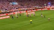 تقابل مسی با اتلتیک بیلبائو در فینال کوپا دل ری 2012 - HD