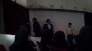 احسان علیخانی در همایشی در مشهد