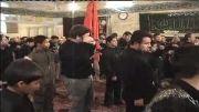 مسجد جامع سلماس سال 84 مداح حاج امین امین رزمگیری