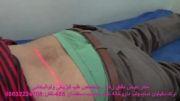 لیزر درمانی کمردرد بالیزر پرتوان اسکنر-دکتر دقاق زاده