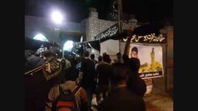 حسینیه ایرانی ها در کراچی پاکستان خبرنگار سیدفاضل رضوی