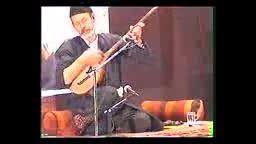 آهنگ ترکی خراسان-اینجیتمه ۳-دوتار علیرضا سلیمانی