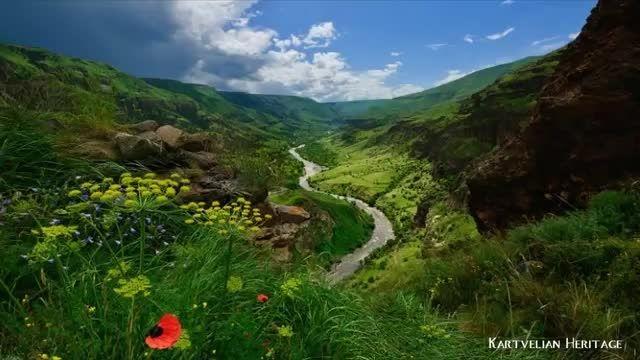 طبیعت بکر گرجستان