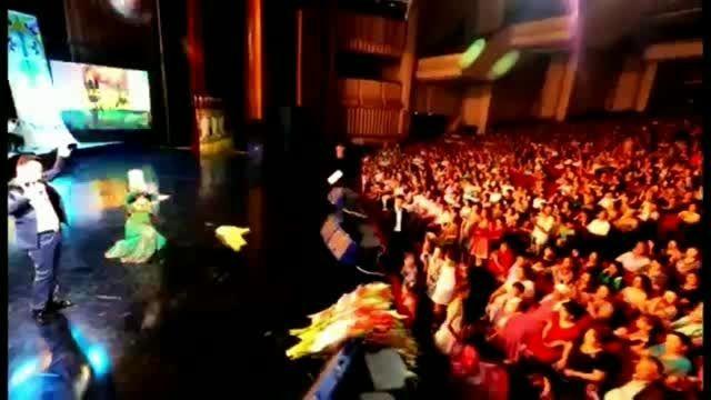 آهنگ شاد ازبکستانی از Bunyodbek - ترکی ازبکی