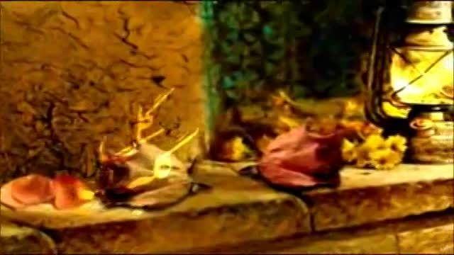 گلبرگ گل کبود (علی فانی)