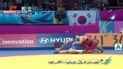 کسب مدال طلا جوکار با قزاقستان در فینال وزن ۸۶ کیلوگرم