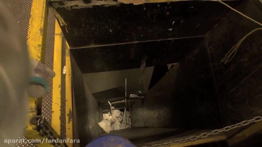 بازیافت ظروف پلی استایرن (صناایع بازیافت)