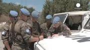 افزایش گشت زنیهای نیروهای سازمان ملل در جنوب لبنان بدنب