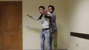 [آموزش دفاع شخصی خیابانی] - بدل گرفتن از پشت (کلاغی)
