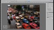 ساخت یک تصویر فانتزی زیبا در فتوشاپ (Blur Tilt Shift )