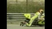 حوادث موتور سواری
