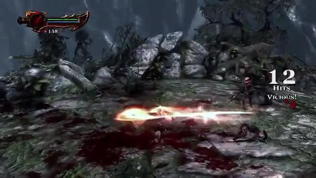 تاریخچه ی بازی 2 و god of war 1 و قسمتی از god of war 3