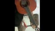 آهنگ سلطان قلبها با گیتار