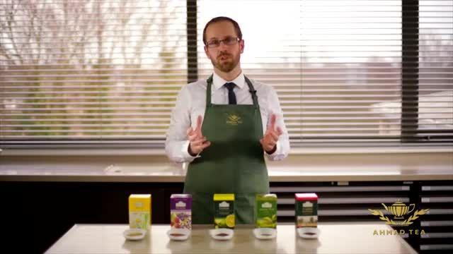 تفاوت بین چای سیاه، چای سبز و دمنوش های گیاهی