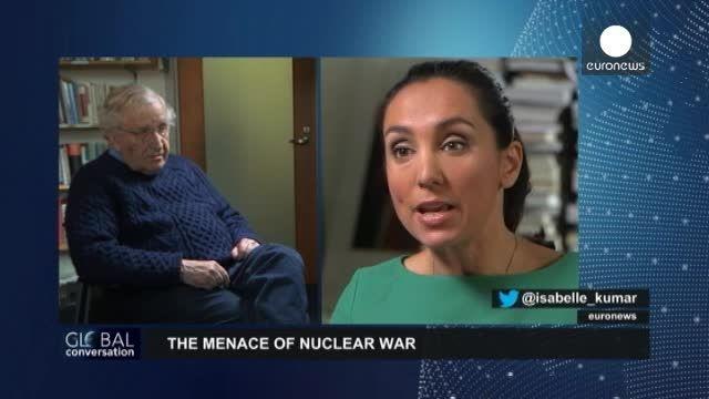 بحران های امروز جهان در گفتگو با نوام چامسکی