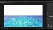 ویدئوی حرکت سریع ، ساخت طرح ویژه ی ماه خدا با فتوشاپ