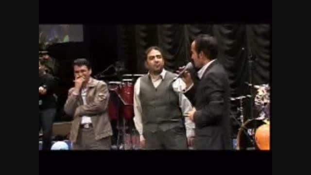 خنده دار ترین و بامزه ترین مسابقه ی تقلیدصدا-حسن ریوندی