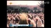 وداع امام رضا (ع) با مردم مدینه با صدای محمد اصفهانی