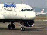 فرود و برخاست هواپیماهای شرکت ایر اروپا از عجیب ترین فرودگاه دنیا