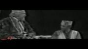 گوشه ای از تاتر مرحوم سعدی افشار