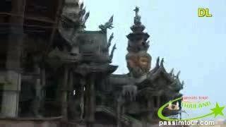 خانه مقدس حقیقت در پاتایا / تایلند