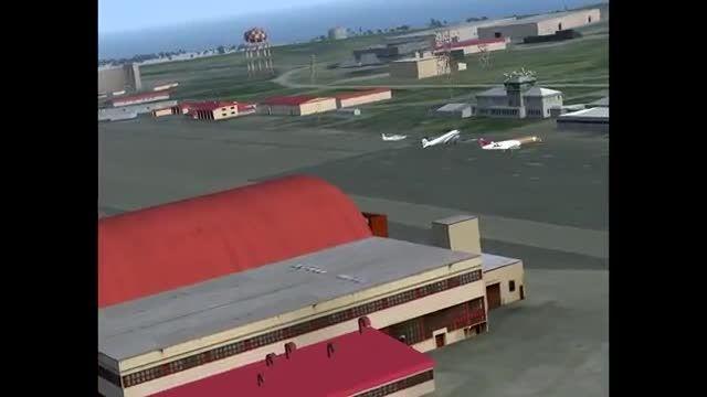 فرودگاه بین المللی کفلاویک برای شبیه ساز پرواز