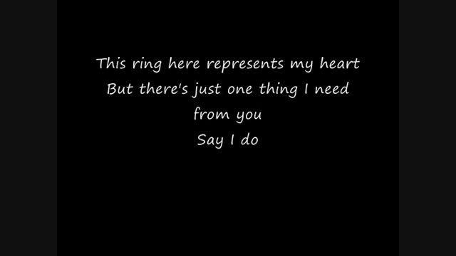 - My Love (With Lyrics)